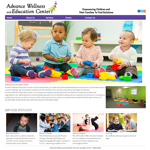 Advance Wellness and Education Center
