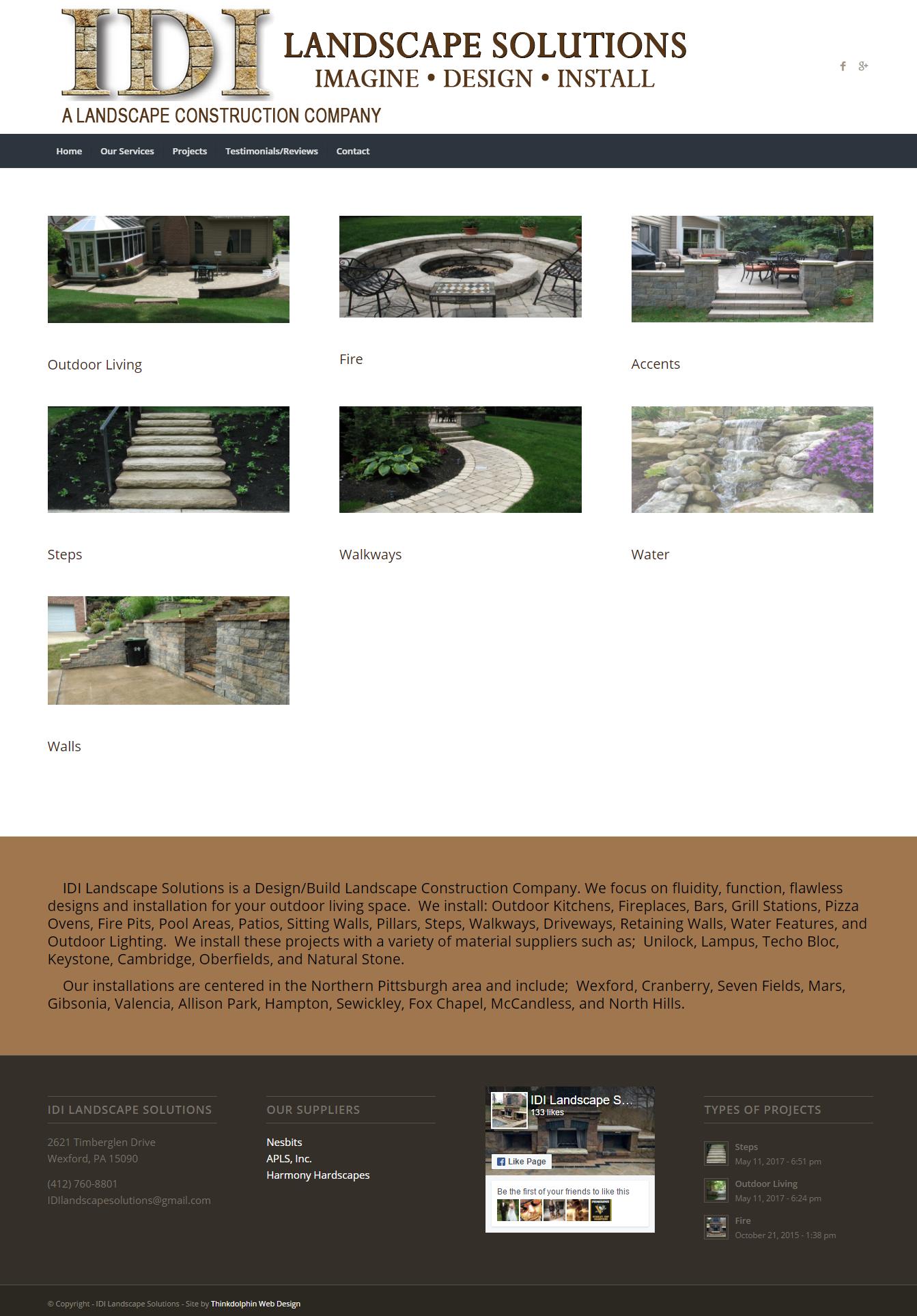 IDI Landscape Solutions